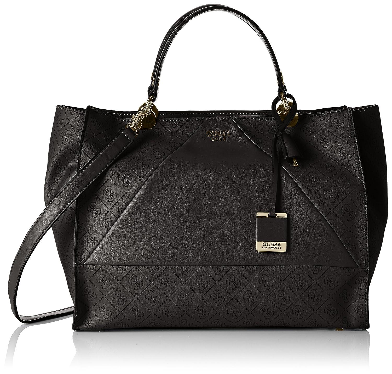 Guess Women's Cammie Large Satchel Handbag