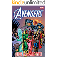 Avengers: Vision and the Scarlet Witch (Vision and the Scarlet Witch (1982))