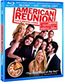 American Reunion/Folies de graduation : la réunion (Bilingual) [Blu-ray + DVD + Digital Copy]