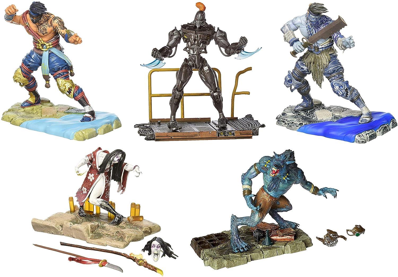 Killer Instinct Fulgore 15 cm Mini-figures Killer Instinct