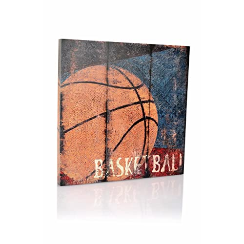 Basketball Sports Canvas Wall Art For Boys Bedroom Decor: Basketball Art: Amazon.com