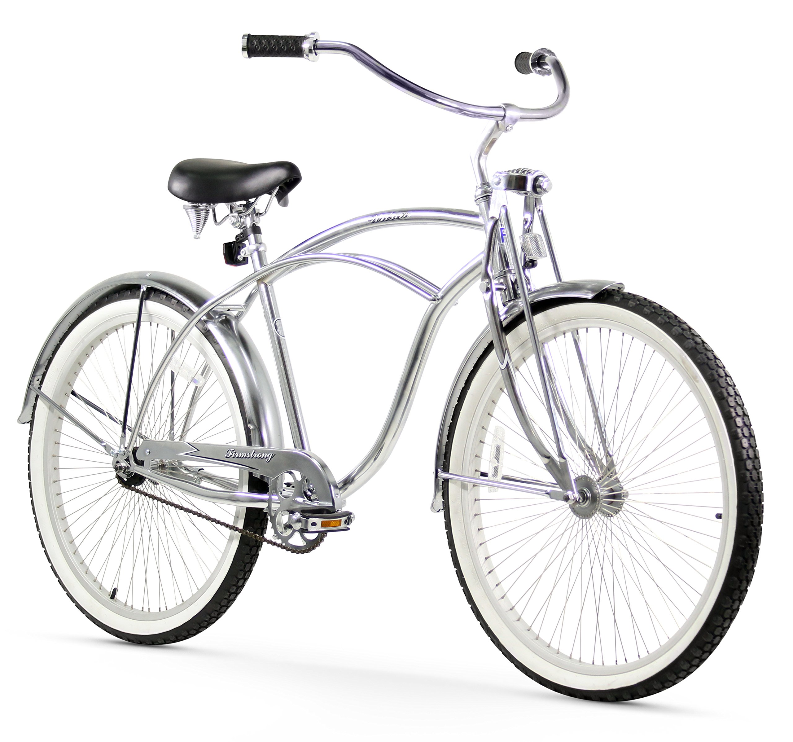Firmstrong Urban LRD Man Single Speed Beach Cruiser Bike BicyclesOrbit