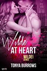 Wilde at Heart (Wilde Security Book 3) Kindle Edition