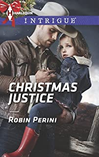 Christmas Justice (Harlequin Intrigue)