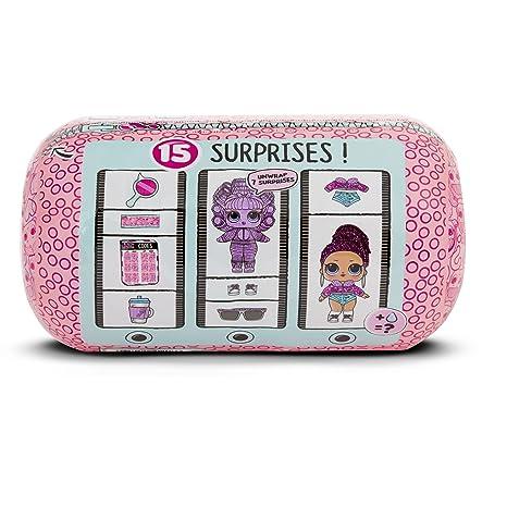 MGA Entertainment L.O.L. Surprise! Under Wraps Doll- Series Eye Spy 1A muñeca - Muñecas, Femenino, Chica, De plástico, Paquete Sorpresa: Amazon.es: Juguetes ...