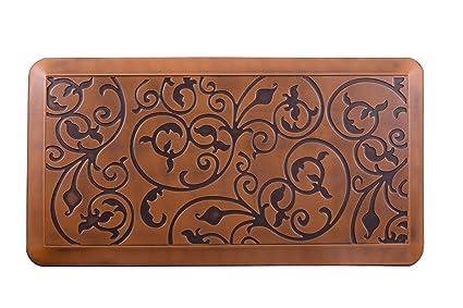 AMCOMFY Kitchen Anti Fatigue Mat,Comfort Floor Mats,20x39x3/4 Inch Standing  Mats