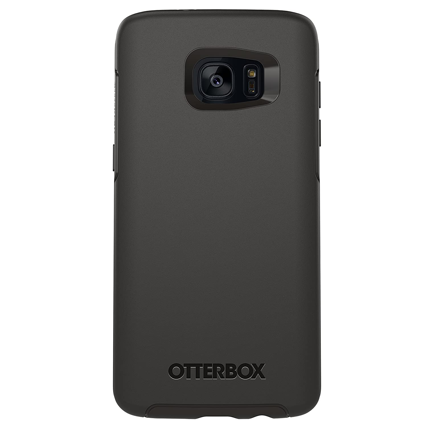 OtterBox 77-53097SYMMETRY SERIES Case for Samsung Galaxy S7 Edge- BLACK