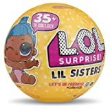 l.o.l sorpresa. 550709E5 C Lil Sister Series 3 Collectable
