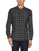 JACK & JONES Herren Freizeithemd Jorlarson Shirt Ls