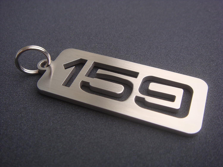 Llavero para Alfa 159 Romeo GT Turbo Tuning Sport 16 V GTA Q4 24 V 16 V GTV Q2 Jts MPI Emblema: Amazon.es: Coche y moto