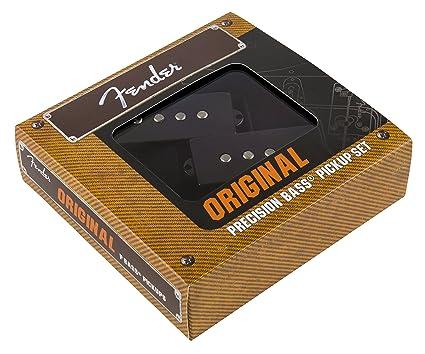 amazon com: fender precision bass pickups - original vintage design:  musical instruments