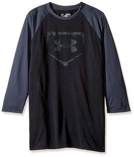 under armour long sleeve baseball shirt