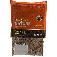 Pro Nature 100% Organic Masoor Black Whole, 500g