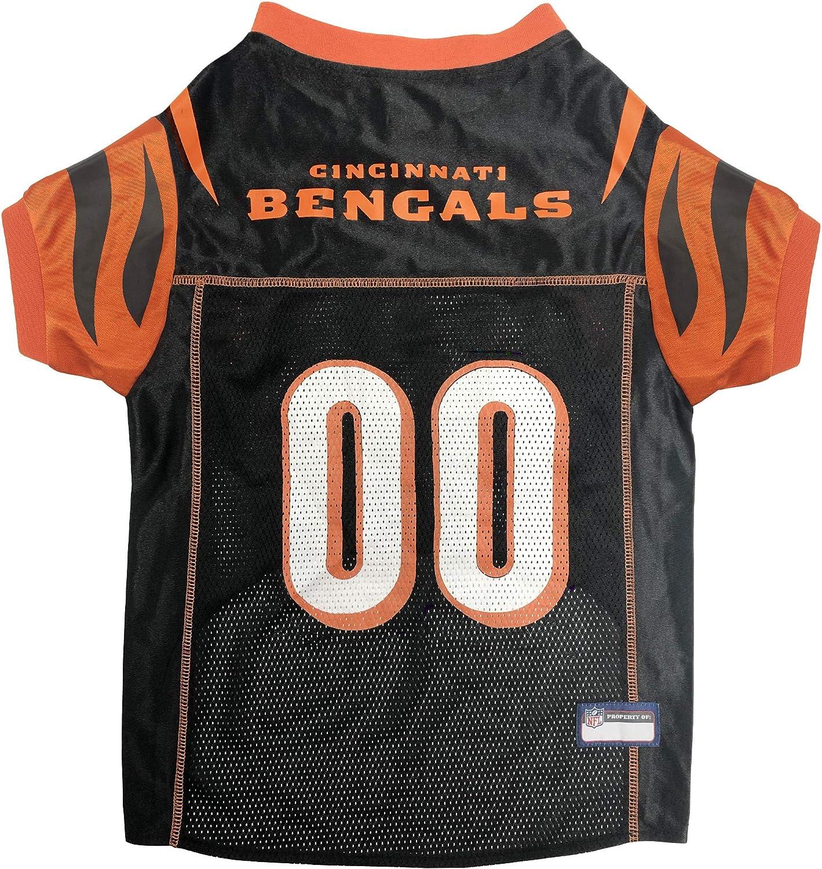 NFL CINCINNATI BENGALS DOG Jersey, X-Large