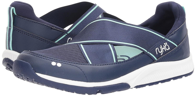 Ryka Damens's Blau/Weiß, klick Sneaker, Medieval Blau/Weiß, Damens's 9.5 W US - c65676