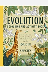 Evolution Colouring and Activity Book Paperback