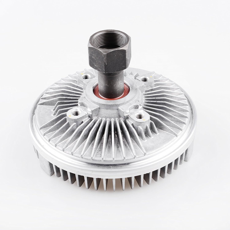 Mechapro 2789 Engine Cooling Fan Clutch for Ford E-150 E-250 E-350 F-150 F-250 F-350 4.2L 4.6L 5.4L