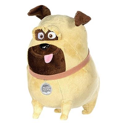 Comme des Bêtes (The Secret Life of Pets) - Mel, chien brun clair 27cm - Qualité super soft