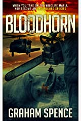 Bloodhorn (Chris Stone series Book 2) Kindle Edition