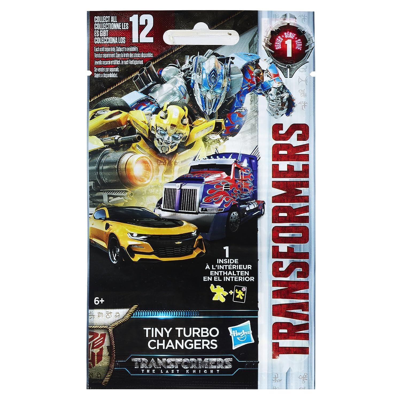 Transformers MV5 C0882 Tiny Turbo Changers Hasbro: Amazon.es: Juguetes y juegos
