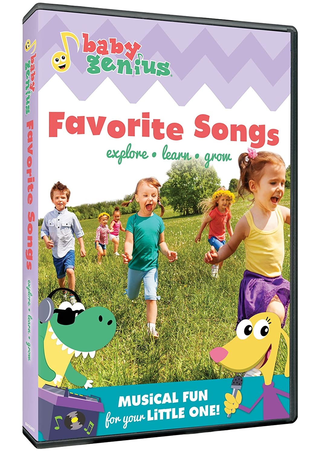 Baby Genius: Favorite Children's Songs re-release