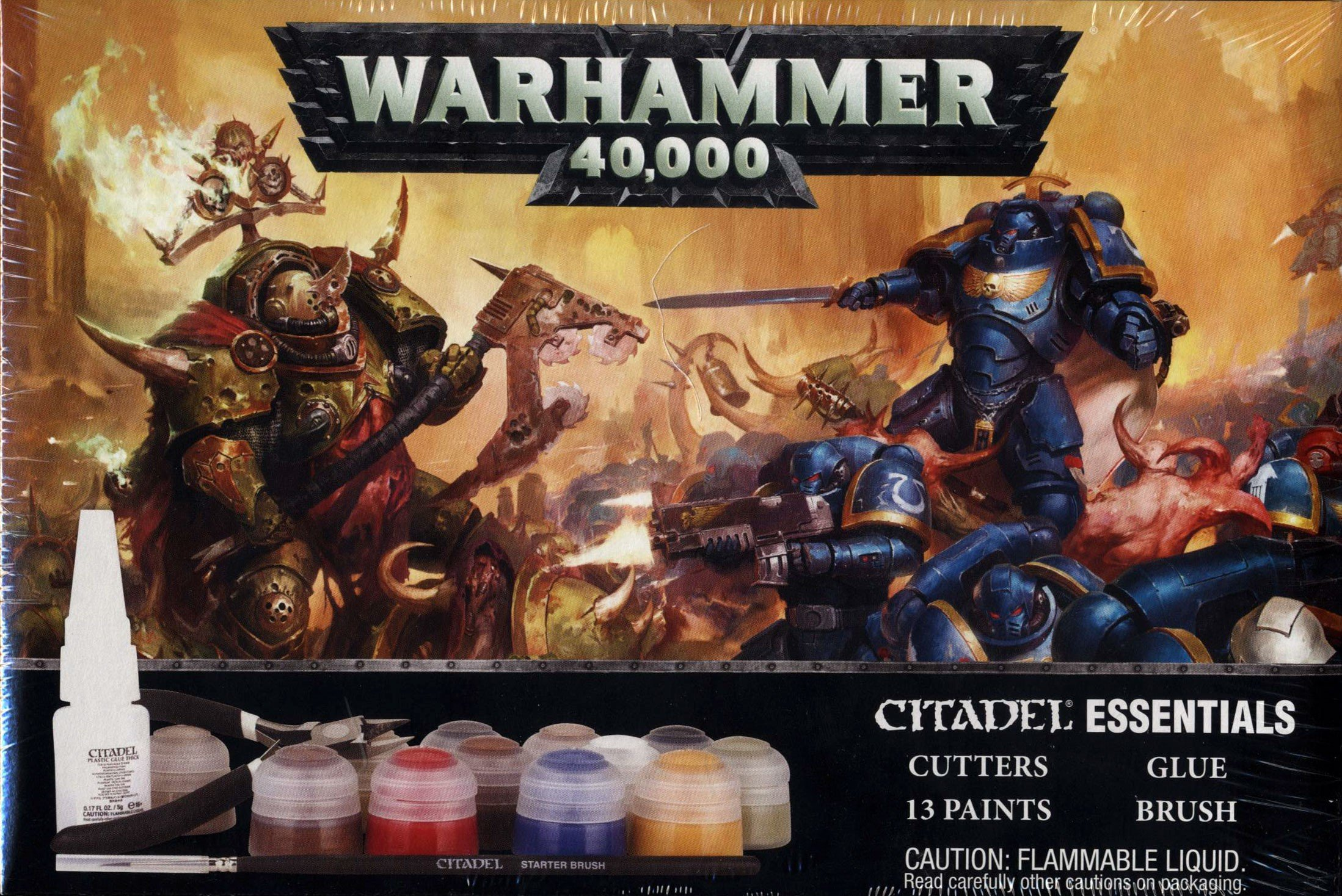 Games Workshop Warhammer 40,000 Essential Set