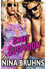 Sweet Suspicion: a sexy full-length romantic suspense with a hot alpha hero (The New Orleans Trilogy Book 3) Kindle Edition