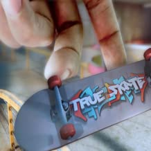 Tricks on Skates