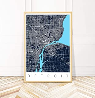 Rand McNally Folded Map: Detroit and Southeastern Michigan Regional ...