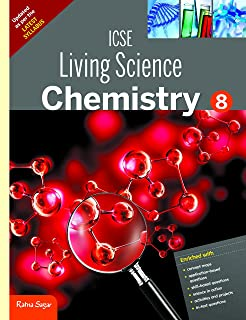 Buy icse living science biology 8 book online at low prices in india new icse living science chemistry 8 fandeluxe Choice Image
