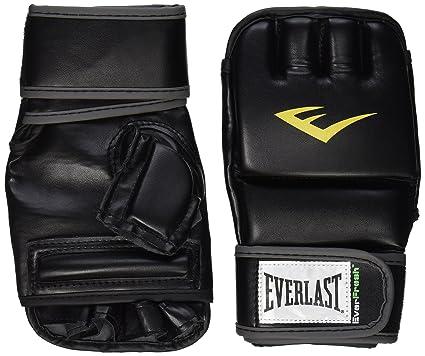 f8571166c93 Amazon.com   Everlast Train Advanced Wristwrap Heavy Bag Gloves ...