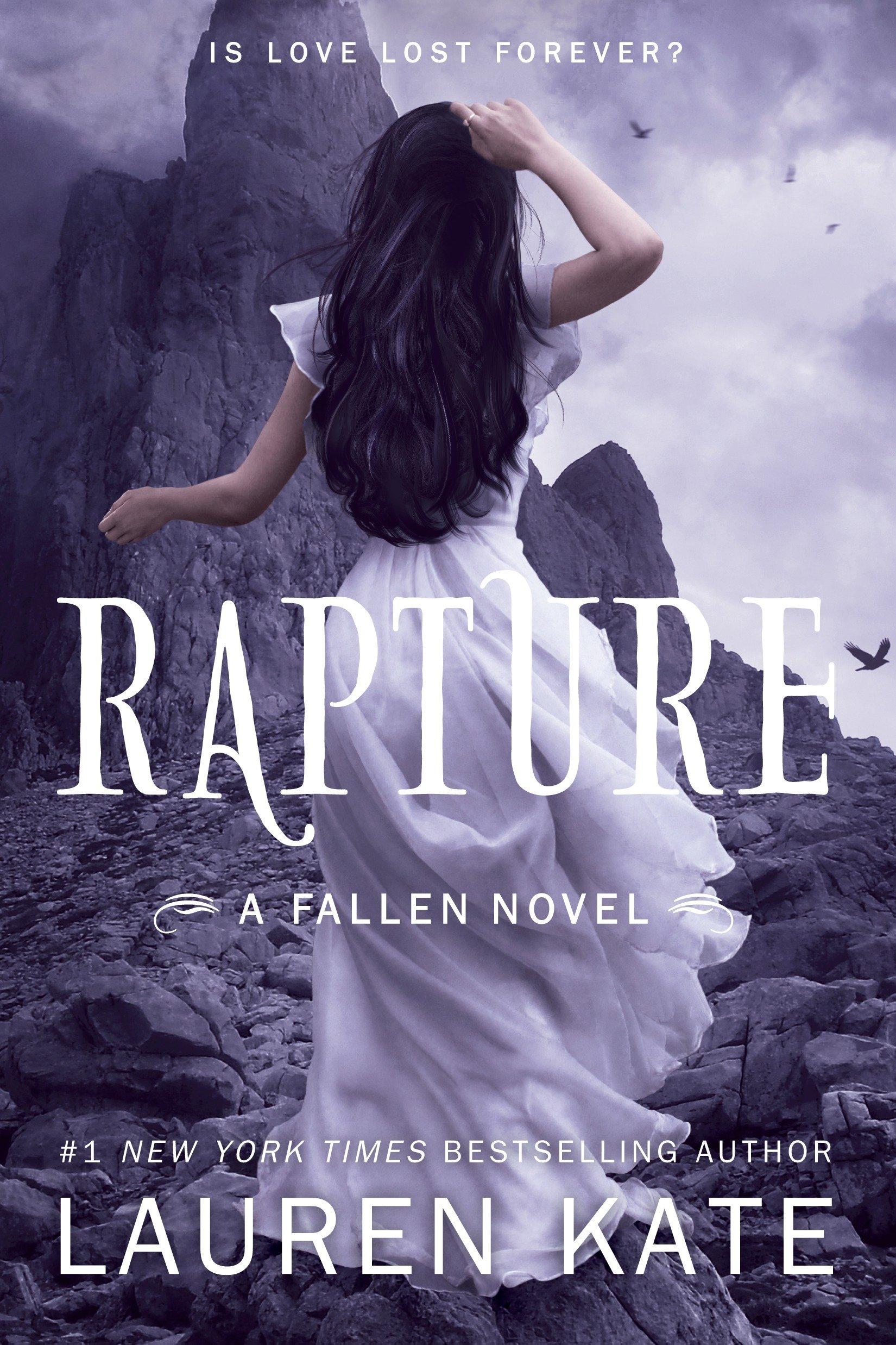 fallen book series order