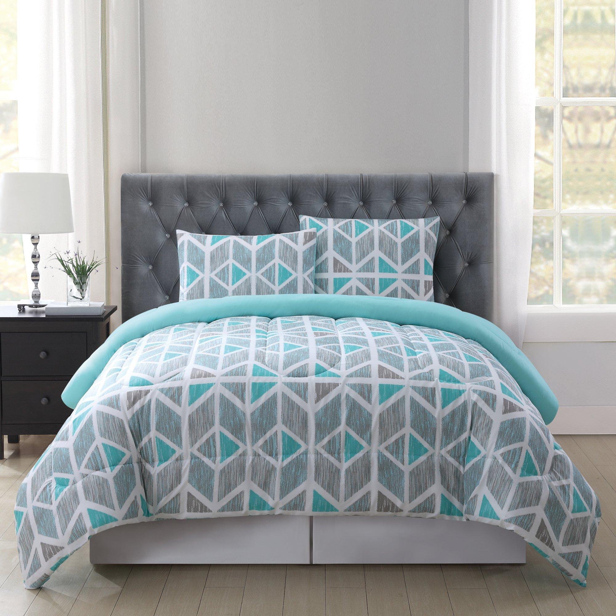 Truly Soft Everyday Design Comforter Set, Twin X-Large, Malene