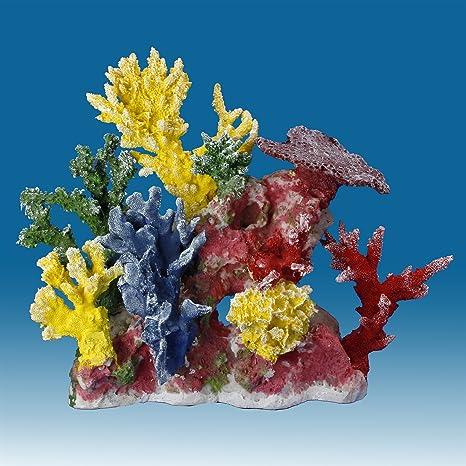 amazon com instant reef dm055 artificial coral reef aquarium decor