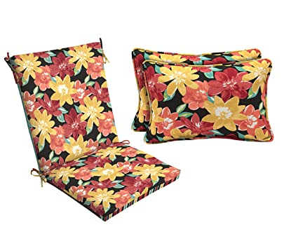 Amazon Com Arden Selections Ruby Abella Floral 15 X 22 In Outdoor