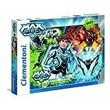 Clementoni 30442.4 - Puzzle - Turbo Team-up Max Steel, 500 Teile
