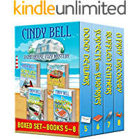 Dune House Cozy Mystery Boxed Set: Books 5 - 8