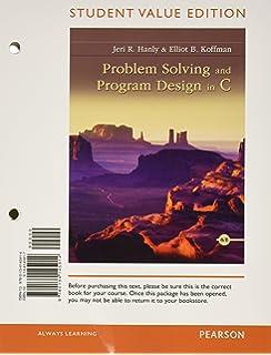 Problem Solving And Program Design In C 7th Pdf