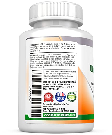 Health Labs Nutra Digestive Enzymes for Irritable Bowel Syndrome Strongest on the Market 18 All...