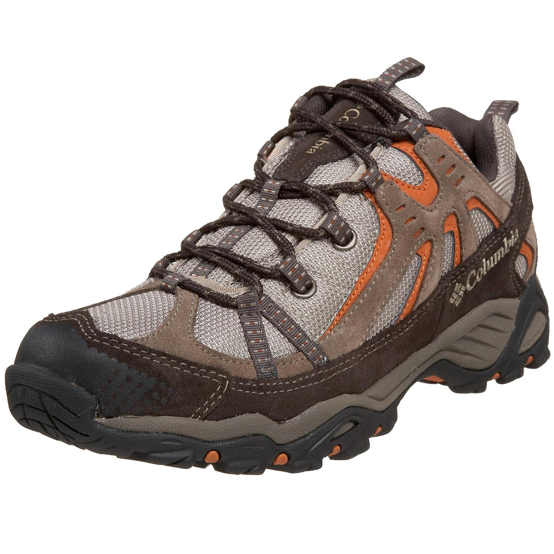 065e30a391c73 Columbia Men's BI3549 Firelane Low Multi-Sport Hiking Shoe, Mud/Cedar, 7.5  W US: Amazon.co.uk: Shoes & Bags