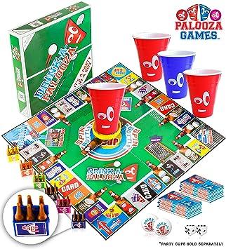 DRINK-A-PALOOZA (COPA-A-PALOOZA) potable juegos para adultos, los ...