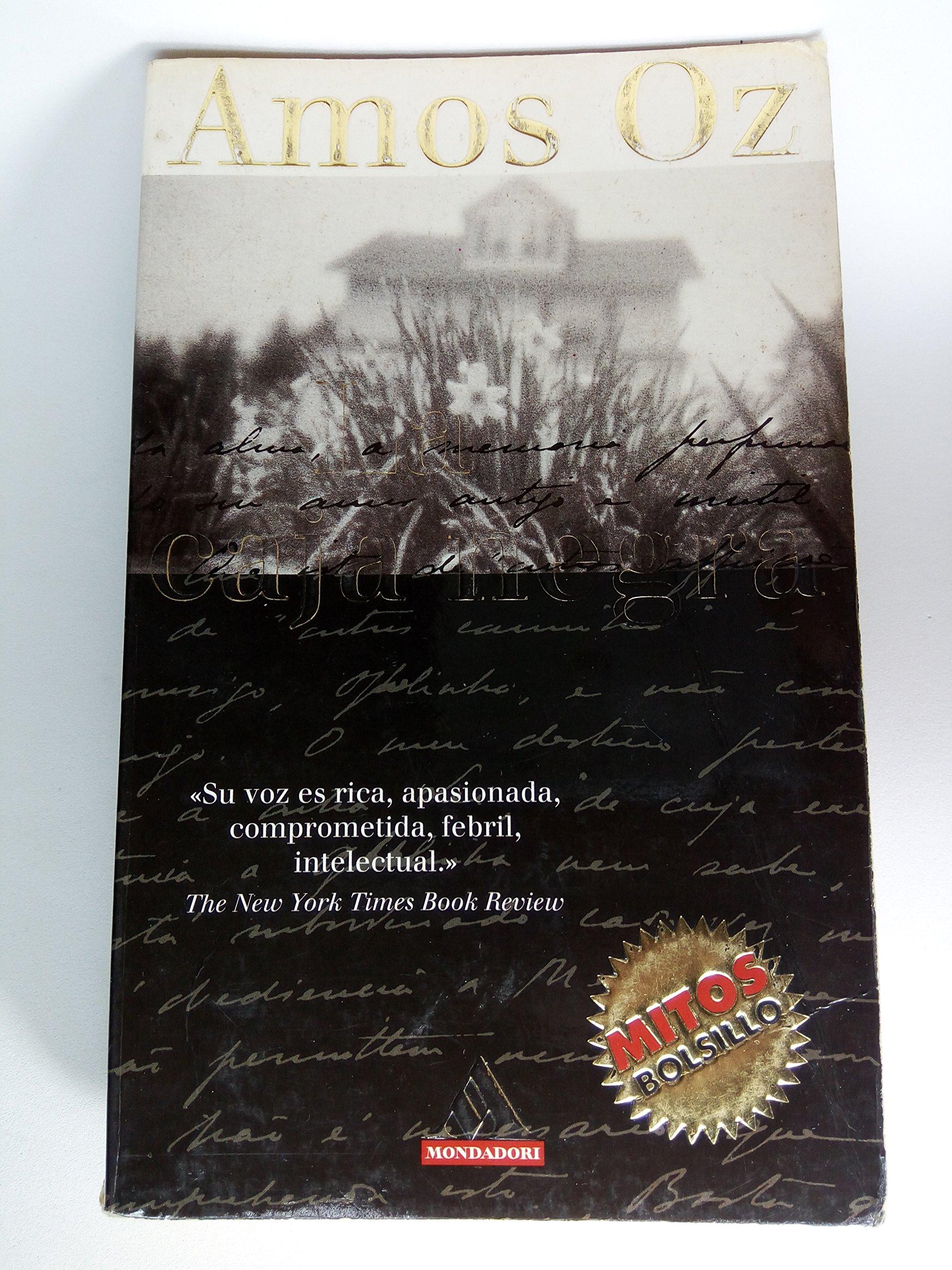 La Caja Negra: Amazon.es: Amos Oz: Libros