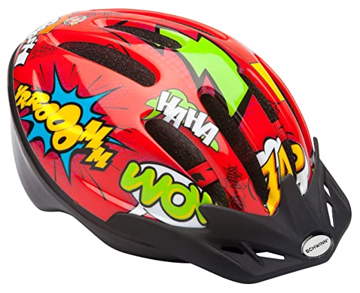 1e96ae4496f Find the perfect fit with this helmet's easy to use dial adjustment system  that's perfect for larger and smaller heads alike. Thanks to its large  padding ...