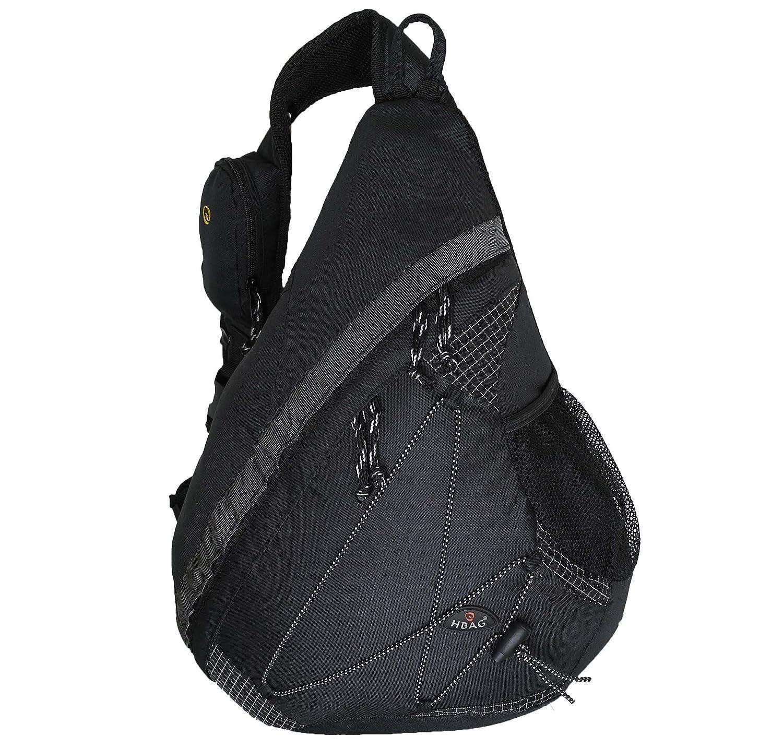 """Amazon.com: 20"""" HBAG Sling Backpack Single Strap Shoulder Bag ..."""