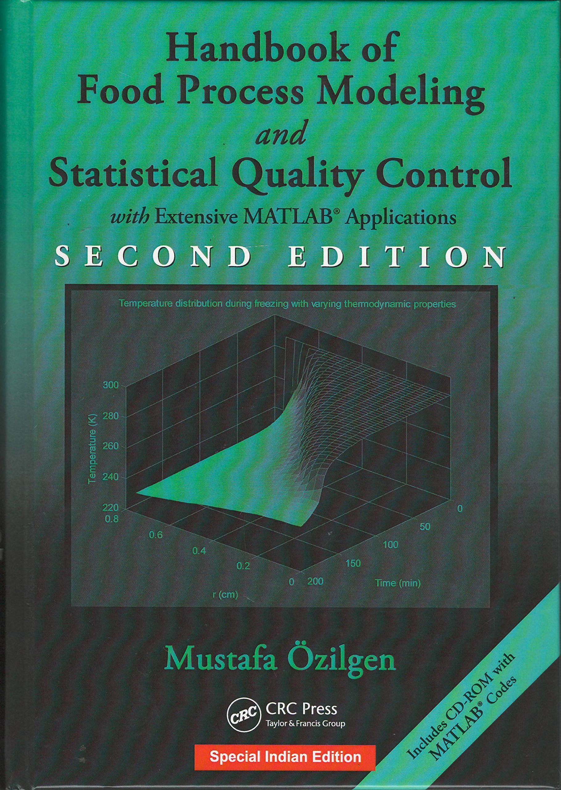 Handbook of Food Process Modeling and Statistical Quality