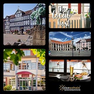 Voyage SCHEIN–3jours de Week-end au Vienna House Easy dans Brunswick près Wolfsburg–Bon kurzreise kurzurlaub Voyage Cadeau Reiseschein