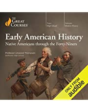 High School Level - Early American History: Native Americans Through the Forty-Niners
