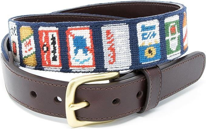 Amazon.com: Cinturones bordados hechos a mano, de ...
