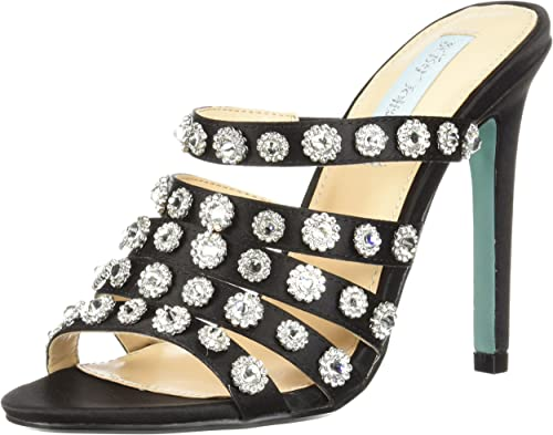 LADIES FLAT SANDAL WITH MULTI COLOURED JEWELS STRAP RB-15
