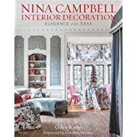Nina Campbell Interior Decoration: Carefree Elegance